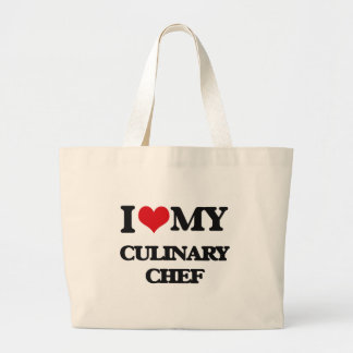 I love my Culinary Chef Canvas Bags
