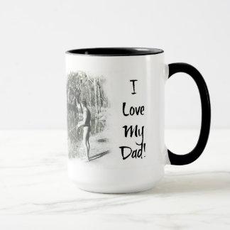 I Love My Dad! Mug
