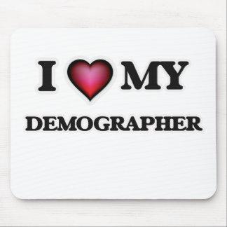 I love my Demographer Mouse Pad