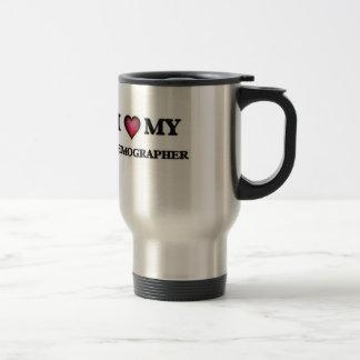 I love my Demographer Travel Mug
