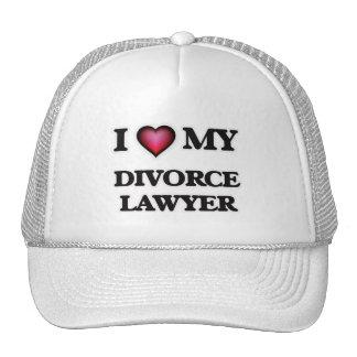 I love my Divorce Lawyer Cap