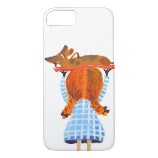I love my dog! iPhone 7 case