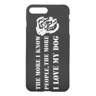 I Love My Dog iPhone 8 Plus/7 Plus Case