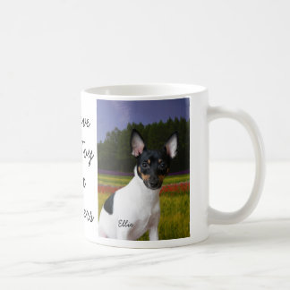 I Love my dogs Coffee Mug