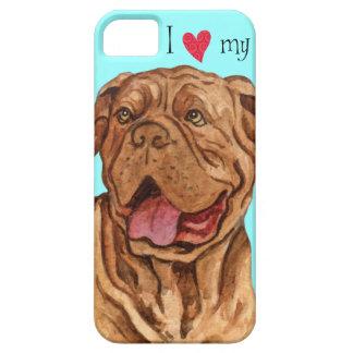 I Love my Dogue de Bordeaux Case For The iPhone 5