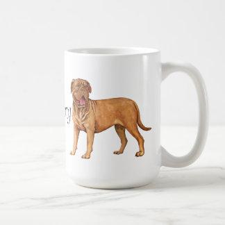 I Love my Dogue de Bordeaux Coffee Mug