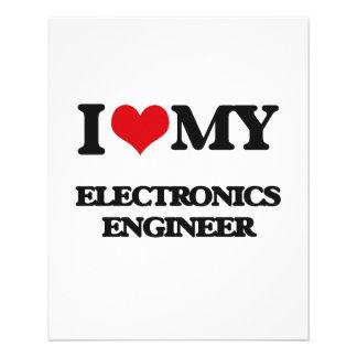 I love my Electronics Engineer Flyer