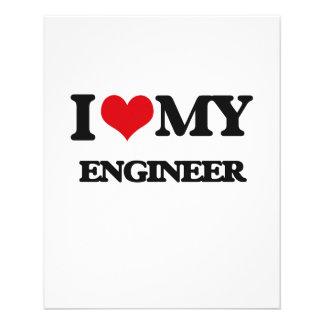 I love my Engineer Flyer Design