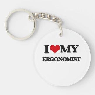 I love my Ergonomist Acrylic Key Chains