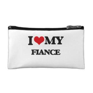 I love my Fiance Cosmetic Bag
