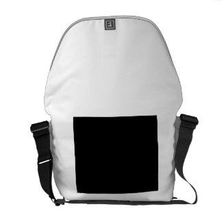 I Love My Fighter Messenger Bag