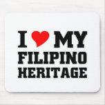 I love my Filipino Heritage Mouse Pad