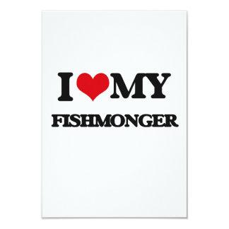 I love my Fishmonger Invite