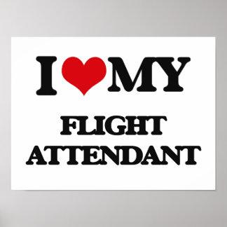 I love my Flight Attendant Print