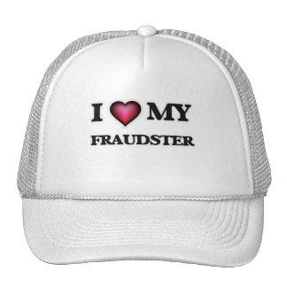 I love my Fraudster Cap