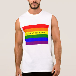 I Love My Gay T-shirt