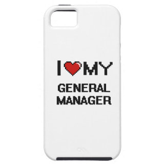 I love my General Manager iPhone 5 Case