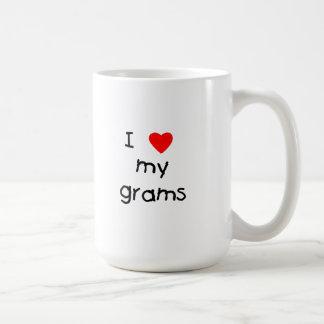 I love my grams mugs