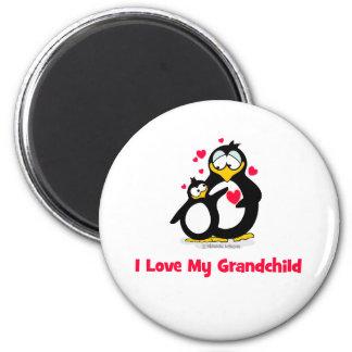 I love my grandchild magnet
