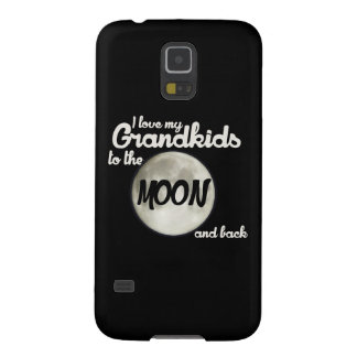 I love my grandkids to the moon and back case for galaxy s5