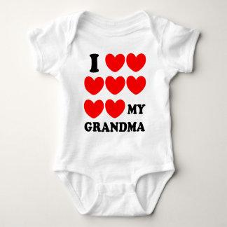 I Love My Grandma Shirts