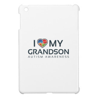 I Love My Grandson Case For The iPad Mini