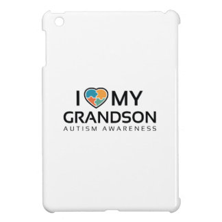 I Love My Grandson Cover For The iPad Mini