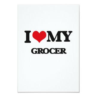 I love my Grocer Custom Invites