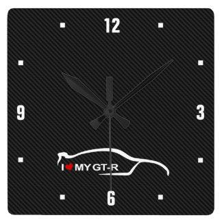 I love my GTR Clock
