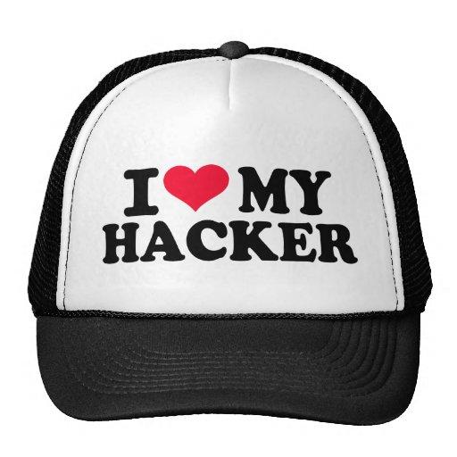 I love my Hacker Mesh Hats