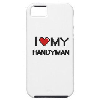 I love my Handyman iPhone 5 Covers