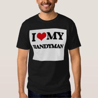 I love my Handyman T-shirts