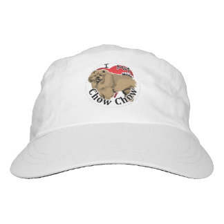I Love My Happy Adorable Funny & Cute Chow Chow Hat