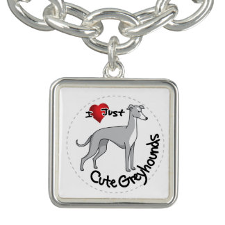 I Love My Happy Adorable Funny & Cute Greyhound Do