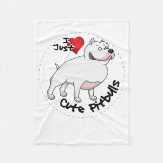Cute Dog Puppy Fleece Blankets | Zazzle.com.au