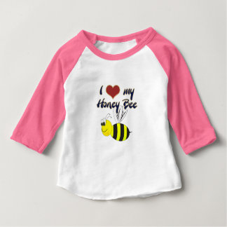 I Love my Honey Bee T-Shirt