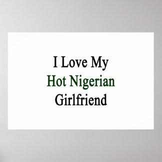 I Love My Hot Nigerian Girlfriend Poster