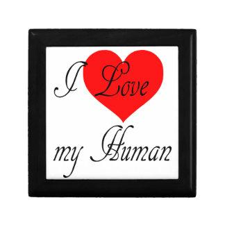 I love my Human Gift Box