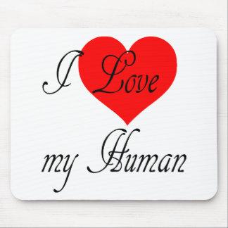 I love my Human Mouse Pad