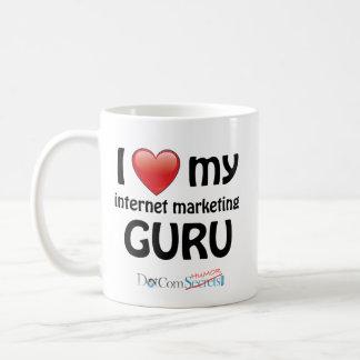 I Love My IM Guru Basic White Mug