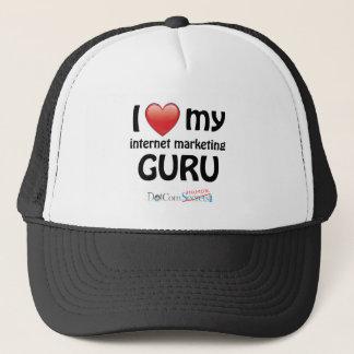 I Love My IM Guru Trucker Hat