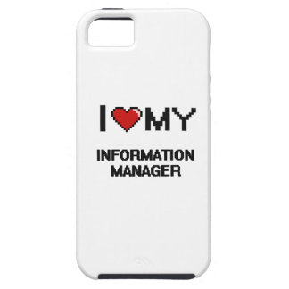 I love my Information Manager iPhone 5 Case