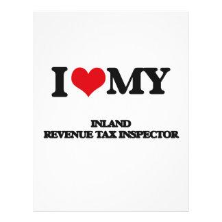 I love my Inland Revenue Tax Inspector Flyer Design