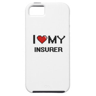 I love my Insurer Tough iPhone 5 Case