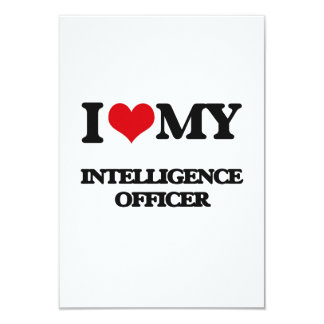 I love my Intelligence Officer Custom Invite