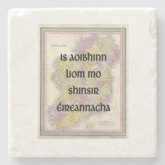 I Love My Irish Ancestors | Custom Coasters