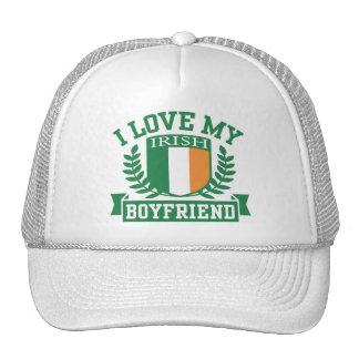 I Love My Irish Boyfriend Trucker Hat