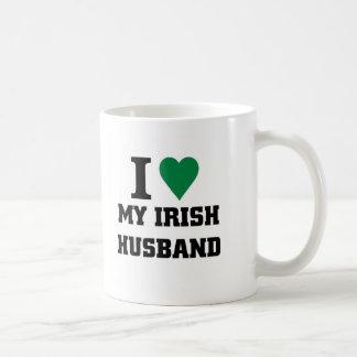 I love my Irish Husband Coffee Mug