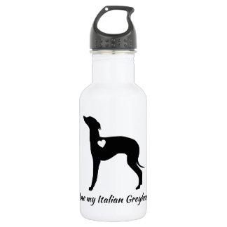 I love my Italian Greyhound Water Bottle