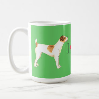 I Love my Jack Russell Terrier Coffee Mug